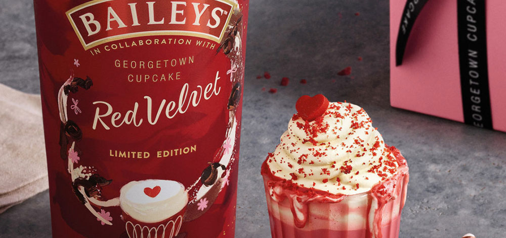 Bailey's Red Velvet Cream Liqueur