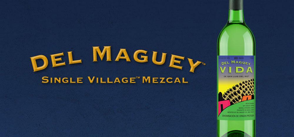 Del Maguey Single Village Mezcal