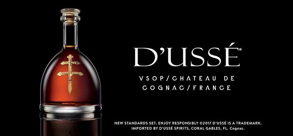 D'Usse Cognac