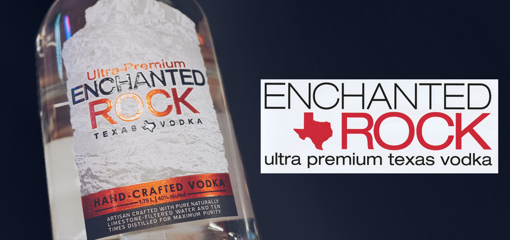 Enchanted Rock Texas Vodka