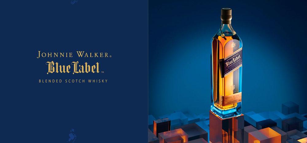 Johnnie Walker Blue Blended Scotch Whiskey