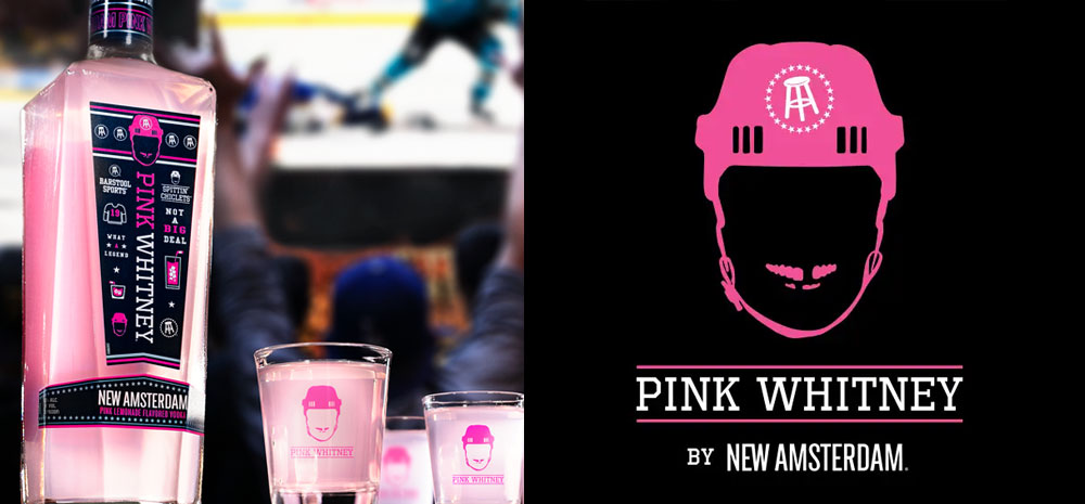 Pink Whitney by New Amsterdam Vodka