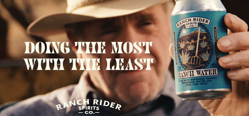 Ranch Rider Spirits Ranch Water