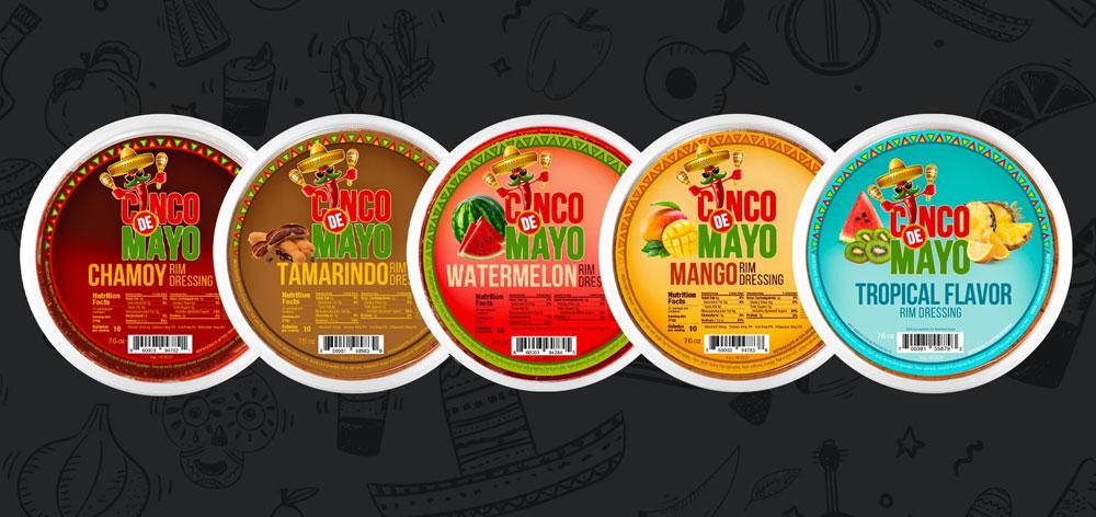 Cinco De Mayo Rim Dip