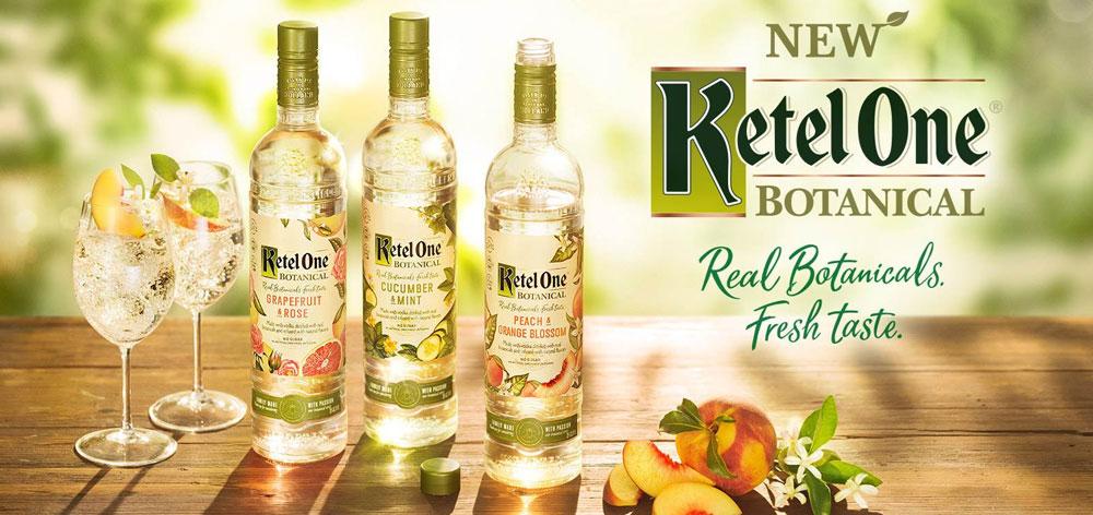 Ketel One Botanical Vodka