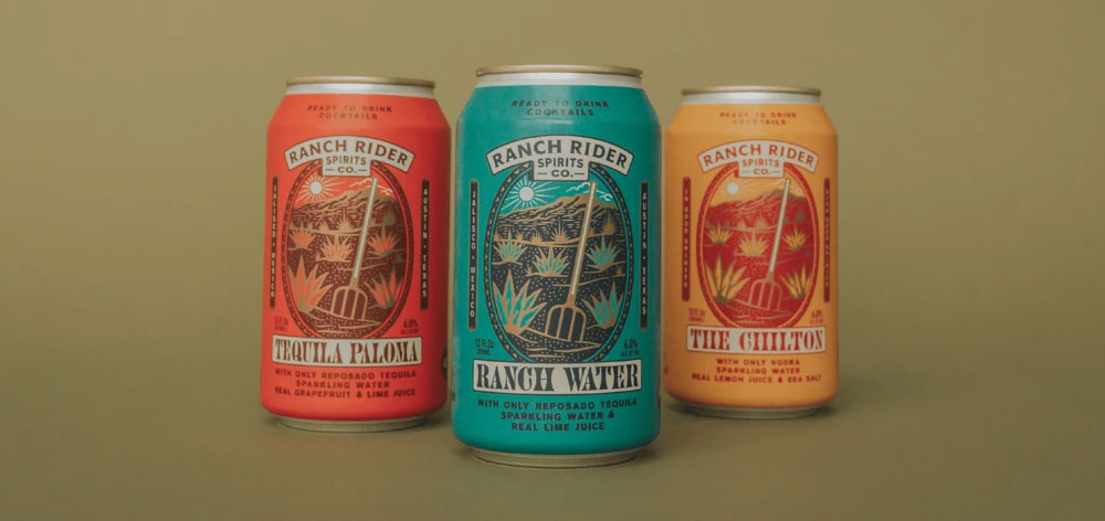 Ranch Rider Spirits Ready To Drink
