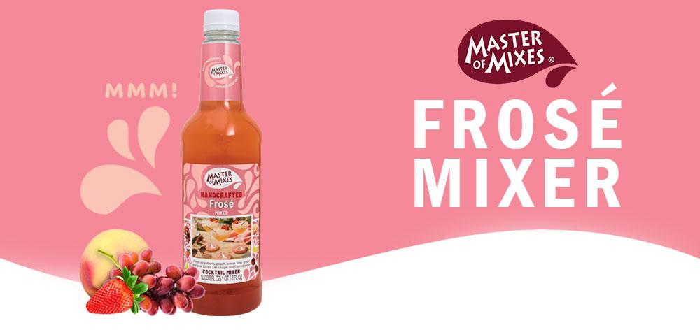 Master of Mixes Frosé Mixer
