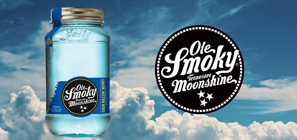 Ole Smoky Tennessee Moonshine Sour Razzin' Berry