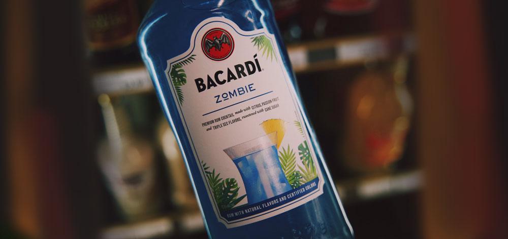 Bacardi Zombie Ready To Drink