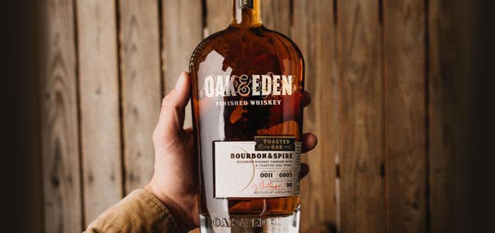 Oak & Eden Bourbon Spire